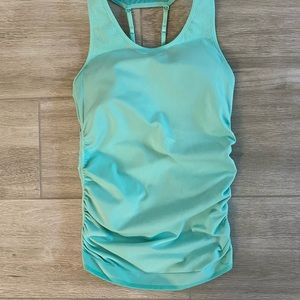 Climawear Yoga Workout Tank with built in …
